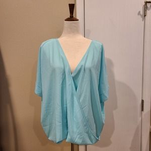 2X Zenana Outfitters Mint Top